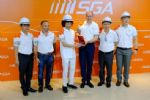 Siam Glass inaugurates Sorg furnace